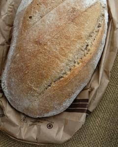sour flour bread oaf